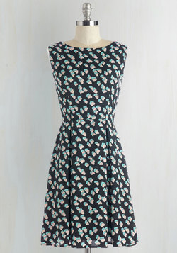 Cuteness on Cue Dress