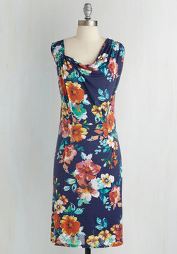 Poise on Parade Dress