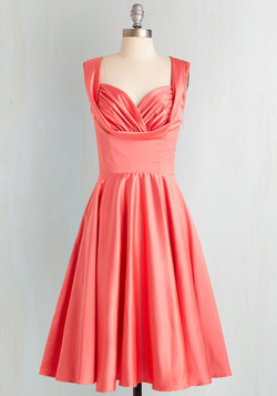 Aisle Be There Dress in Tulip