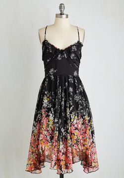 Winsome Wildflowers Dress