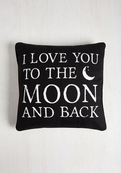 Intergalactic Affection Pillow