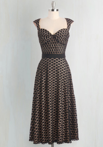 Learned a Swing or Two Dress $104.99 AT vintagedancer.com
