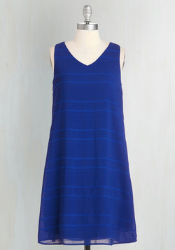 Blue Ribbon Radiance Dress