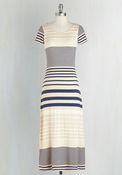 Long-Term Love Dress in Stripes