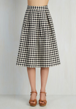 Brunch Hostess Skirt
