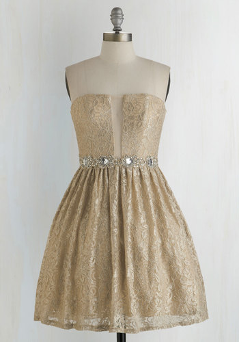 Fancy Fanfare Dress
