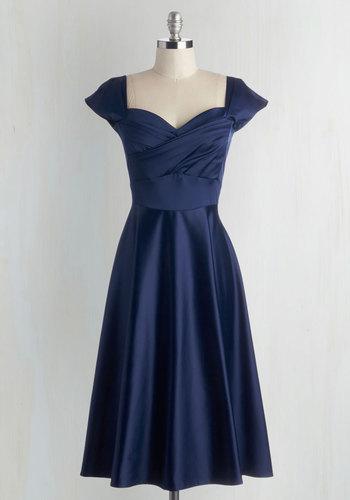 Pine All Mine Dress in Midnight $179.99 AT vintagedancer.com
