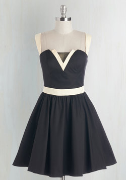Trim and Prosper Dress