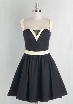 Trim and Prosper Dress