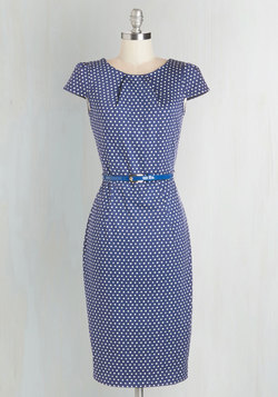 A Very Speckled Occasion Dress