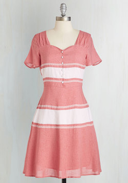 A Flatter of Opinion Dress