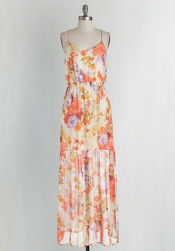 Aquarelle Belle Dress
