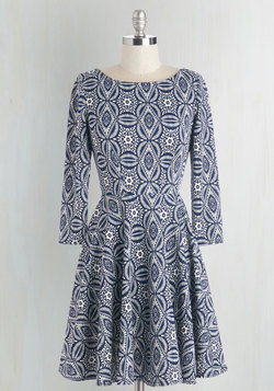 Tiled-est Dreams Dress