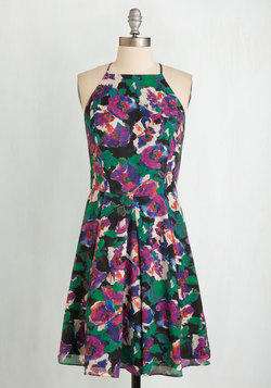 Nonpareil Posy Dress