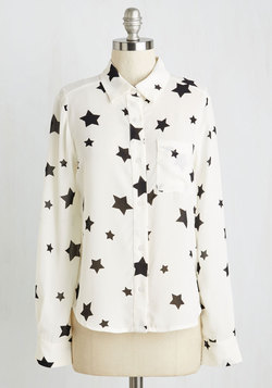 Night Sky's the Limit Top