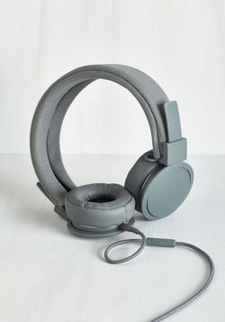 Embrace The Music Headphones in Grey