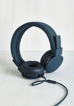 Embrace The Music Headphones in Navy