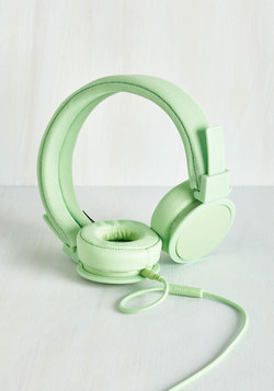 Embrace The Music Headphones in Mint