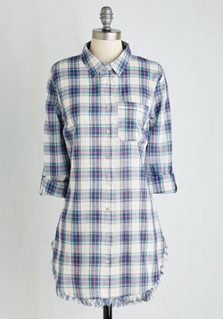 Rustic It Out Tunic in Cool