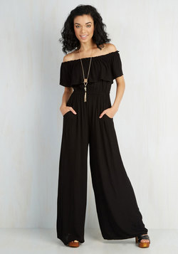 Rooftop Balcony Jumpsuit