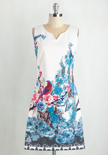 Brilliance in Bloom Dress