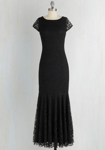 Velvet Rope Ready Dress in Noir $89.99 AT vintagedancer.com