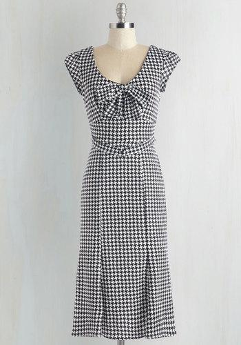 Fashionably Tessellate Dress $159.99 AT vintagedancer.com
