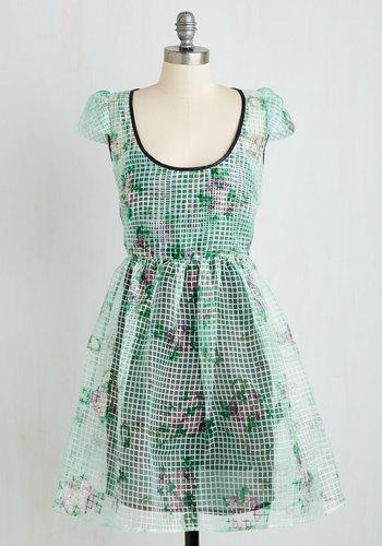Avant Gardener Dress