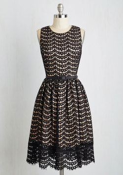 First Lace Prize Dress