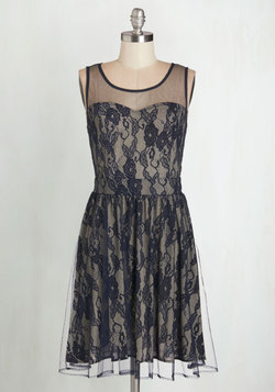 Put on a Happy Lace Dress