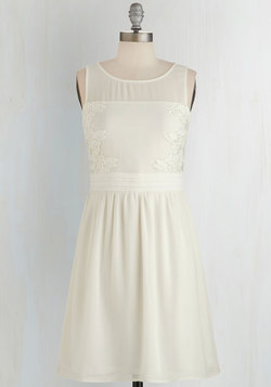 Simple Ceremony Dress