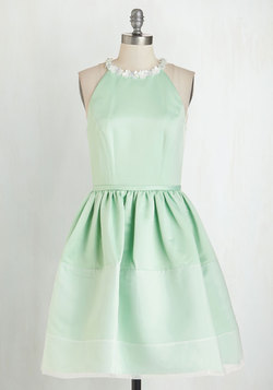 Elegance for Daisies Dress