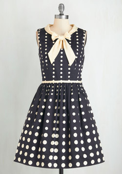 Peppy Personality Dress