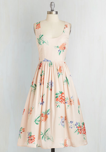 You Haute to Be There Dress $94.99 AT vintagedancer.com