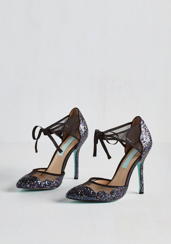 Viva la Diva Heel in Midnight