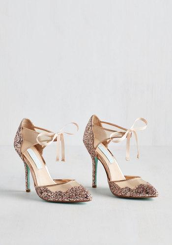 Viva la Diva Heel in Blush