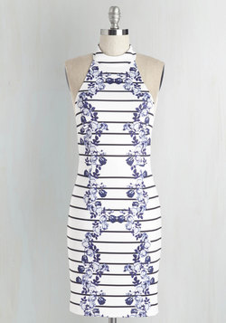 Line of Beauty Dress