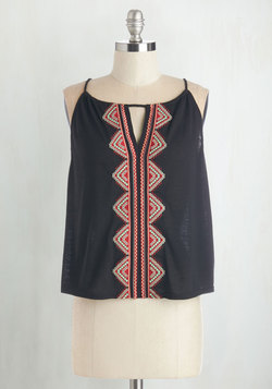 Lingering Loveliness Top