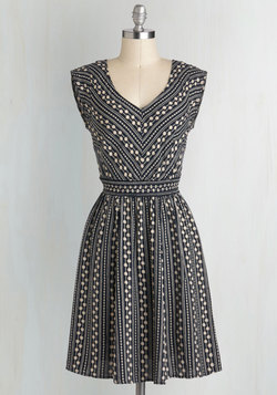 Daisy Chain of Events Dress