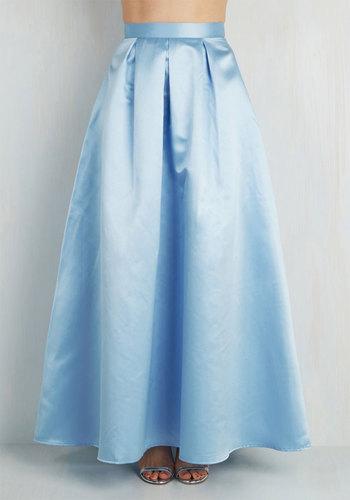 Waltz on the Styled Side Skirt $89.99 AT vintagedancer.com