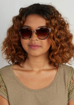Rays Me Up Sunglasses in Tortoiseshell