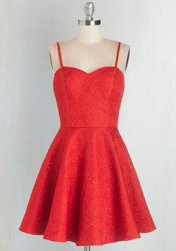 The Heart Glows Fonder Dress