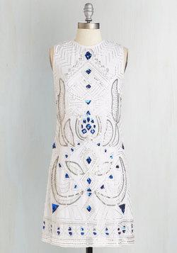 Lingering Glimmer Dress