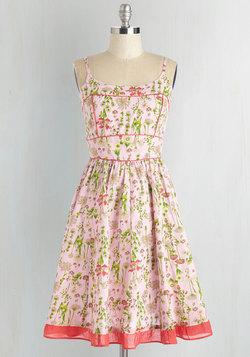 Central Park Picnic Dress
