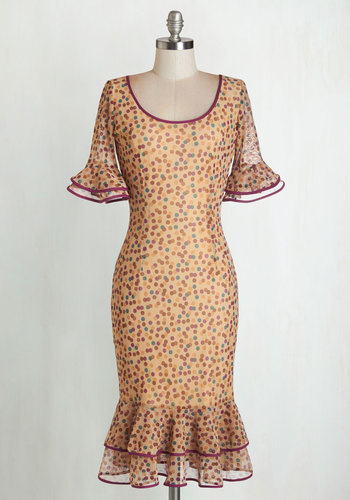 Dots for Sure Dress