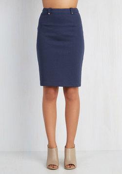 No Pace Like London Skirt