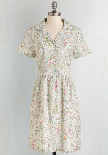 Prairie Much in Love Dress