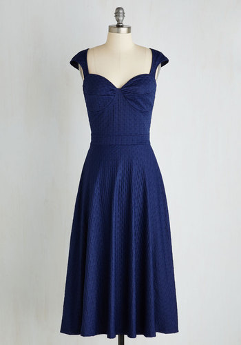 Prove your Groove Dress in Navy $119.99 AT vintagedancer.com