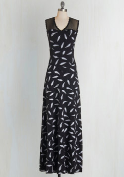 Plume With a View Dress