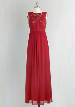 Raspberry Radiance Dress